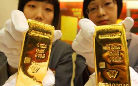 Chiny od lat kupują złoto na potęgę